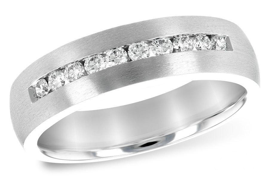 14KT GOLD MENS WEDDING RING
