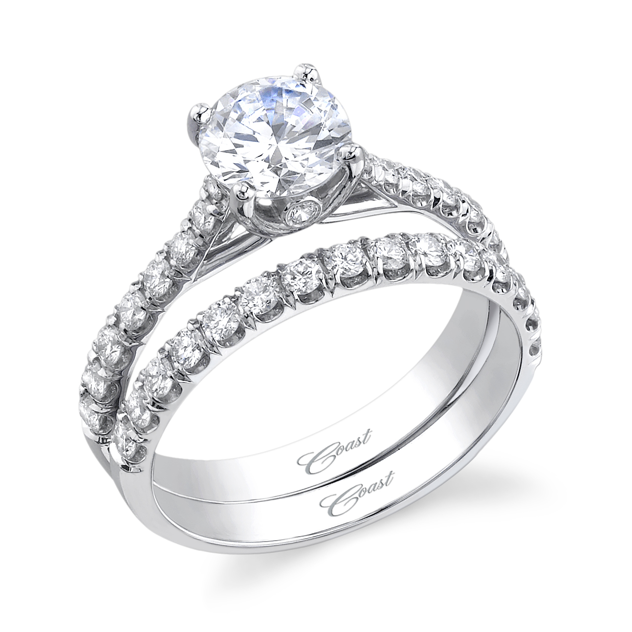 Charisma Engagement Ring - Classic