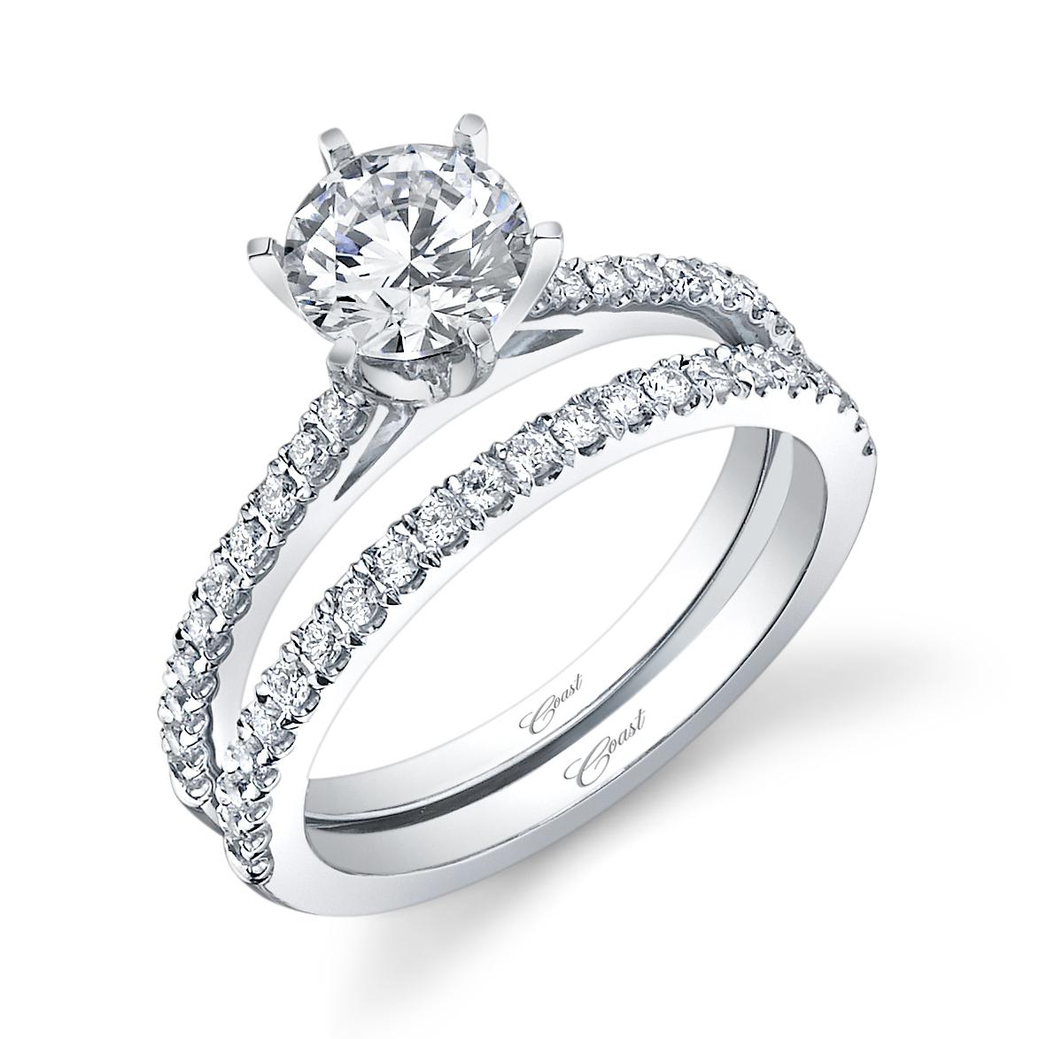 Charisma Engagement Ring - Classic